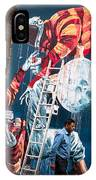 Streets And Art In Colour. IPhone Case