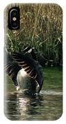 Stretching My Wings IPhone Case