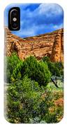 Striated Mountains IPhone Case