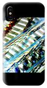 Strings Z100 Abstract IPhone Case