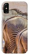 Stripes  7578 IPhone Case