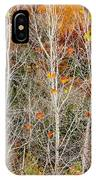 Stripped Bare To The Bark IPhone Case