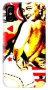 Striptease IPhone Case