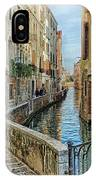 Stroll The Canal IPhone Case