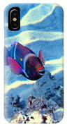 Strong Teeth. Very Tasty Corals. Hollywood Smile. IPhone Case