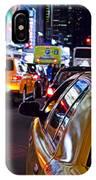 Stuck In Traffic IPhone Case