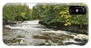 Sturgeon River IPhone Case