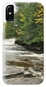 Sturgeon River IPhone Case