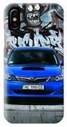 Subaru IPhone Case