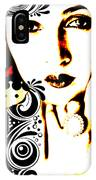 Subjected To Ink IPhone Case