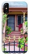 Suburban House Hayward California 38 IPhone Case