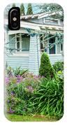 Suburban House Hayward, California 7, Suburbia Series IPhone Case