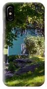 Suburban House IPhone Case