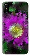 Succulent Bloom IPhone Case