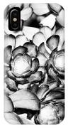 Succulents Monochrome IPhone Case