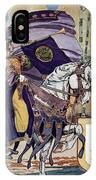 Suffragette Parade, 1913 IPhone Case