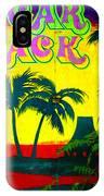 Sugar Shack IPhone Case