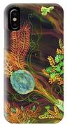 Sukkot-the Lulav IPhone Case