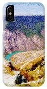 Sulak Canyon IPhone Case