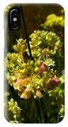 Sulfur Flower IPhone Case