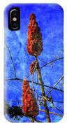 Sumac Tree IPhone X Case