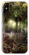 Summer - Landscape - Eve's Garden IPhone Case