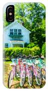 Summer Afternoon In The Hamptons IPhone Case