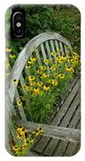 Summer Bench IPhone Case