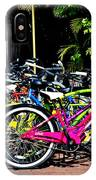 Summer Bright Pedals IPhone Case