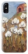 Summer Cotton IPhone Case