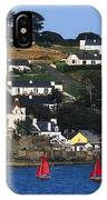 Summer Cove, Kinsale, Co Cork, Ireland IPhone Case