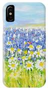 Summer Field IPhone Case