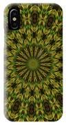 10696 Summer Fire Mask 54 Kaleidoscope 1 IPhone Case