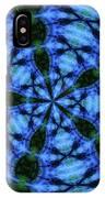 10716 Summer Fire Mask 54 Kaleidoscope 5 IPhone Case