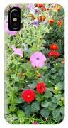 Summer Flowers 3 IPhone Case