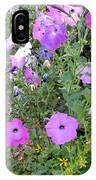 Summer Flowers 5 IPhone Case