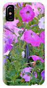 Summer Flowers 8 IPhone Case