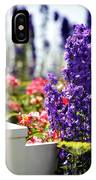 Summer Garden 1 IPhone Case