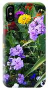 Summer Garden 3 IPhone Case