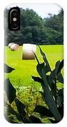 Summer Hay IPhone Case