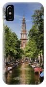 Summer In Amsterdam-2 IPhone Case