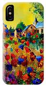 Summer In Sosoye IPhone Case