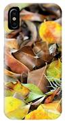Summer Leaves For Fall IPhone Case