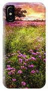 Summer Meadows IPhone Case