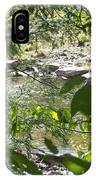 Summer Mountain Creek IPhone Case