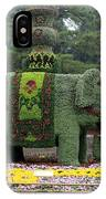 Summer Palace Elephant IPhone Case