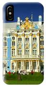 Summer Palace Of Catherine The Great IPhone Case