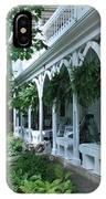 Summer Porch IPhone Case