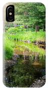 Summer Retreat IPhone Case