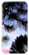 Summer Silhouettes IPhone Case